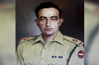 54th martyrdom anniversary of Major Aziz Bhatti Shaheed Nishan Haider being observed today