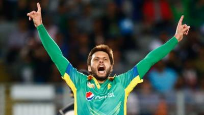 Boom Boom Shahid Afridi launches yet another new initiative, unveils super exciting news