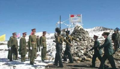 Chinese and Indian Armies clash at disputed borders of Ladakh Region