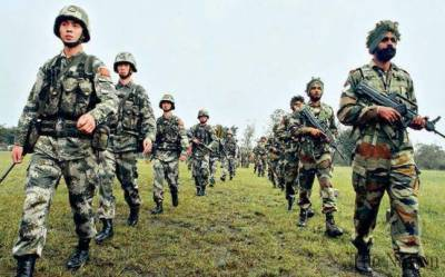 Chinese Army thrashes Indian Army at the disputed Ladakh Region Patrolling