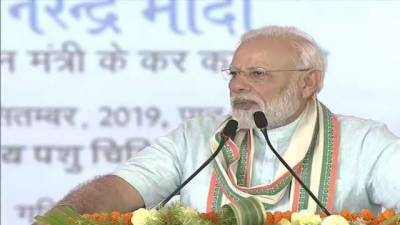 Frustrated PM Modi lashes out at Pakistan, threatens Islamabad of a bold step