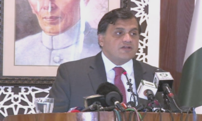Pakistan FO responds over media reports linked with UAE, KSA Foreign Ministers visit to Pakistan over Occupied Kashmir crisis