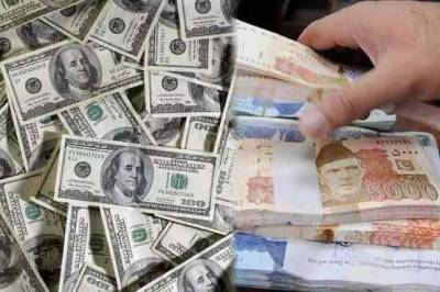 Pakistani Rupee rises against US Dollar in open market