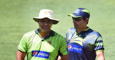 Bowling coach Waqar Younis responds over his new appointment and working under head coach MisbahHaq