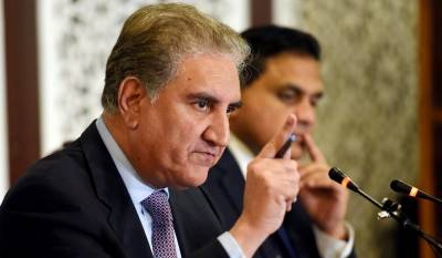 FM Shah Mehmood Qureshi unveils government stance over invoking Article 149 in Karachi