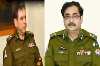 Punjab government decides to replace IG Punjab and CCPO Lahore, New names reported for key slots