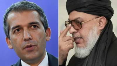 Afghan government lashes out at Taliban over remarks in Russia