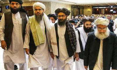 Afghan Taliban make a strategic move after peace talks declared dead from President Trump