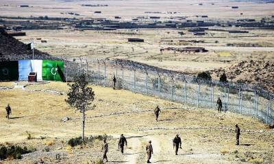 Four Pakistan Army soldiers martyred in cross border attack from Afghanistan