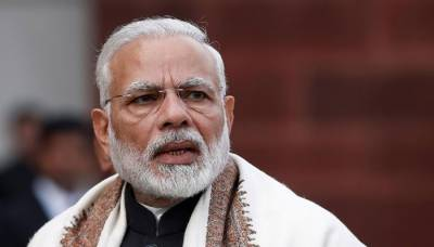 In a blow, Gates Foundation comes under fire over award to Indian PM Modi
