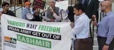 In a shame, Mahatma Gandhi grandson Professor Rajmohan slams Indian government over Occupied Kashmir