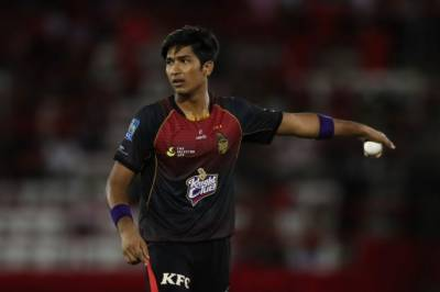 Pacer Mohammad Hasnain faces a setback from PCB
