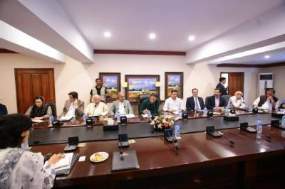 PM Imran Khan holds meeting of economic team, key decisions taken