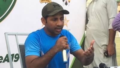 Skipper Sarfraz Ahmed reveals key for success of a Captain