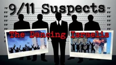 9/11 terrorist attacks and the dancing Israelis of intelligence agency Mossad