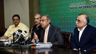 Advisor Hafeez Sheikh reveals economic success of PTI government so far
