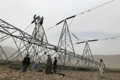 Afghan Taliban cut power supply to 11 provinces of Afghanistan