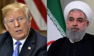 Despite blaming Tehran for masterminding Saudi attack, Trump to meet Rouhani