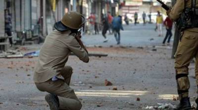 Indian Military turns barbarian in Occupied Kashmir, multiple causalities reported in fake encounters