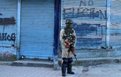 International media report exposed massive protests and arrests across Occupied Kashmir