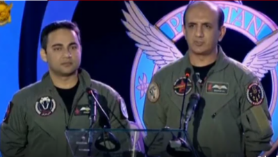 PAF Pilots who shot down IAF fighter jets have a message for the Nation