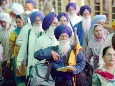 Pakistan Embassy in New Delhi issue Visas to 1,500 Sikh Pilgrims