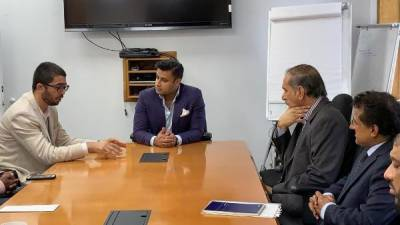 SAPM Zulfi Bukhari on a special task in United States