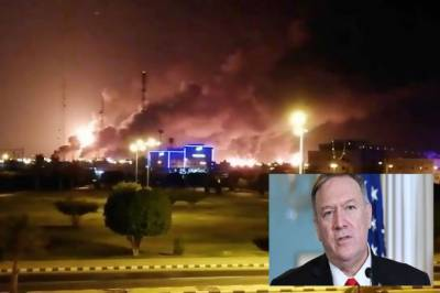 US levels serious allegations against Iran over Saudi Arabia attacks