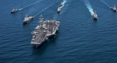 US Navy provoke Chinese Navy in South China Sea