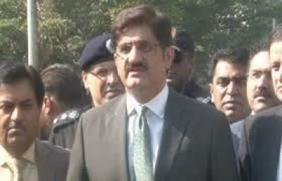 CM Sindh Murad Ali Shah lands in hot waters