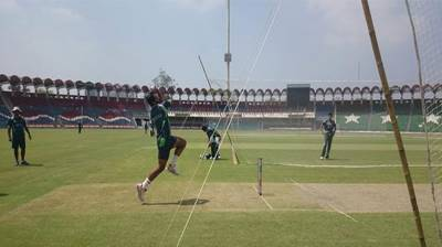 Date for Pakistan Squad training camp for upcoming series against Srilanka revealed