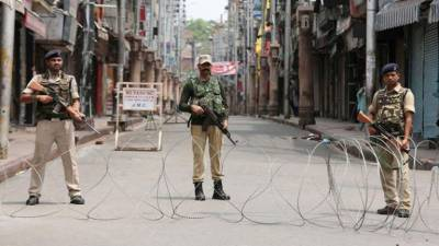 India faces yet another blow from United States over Occupied Kashmir lockdown