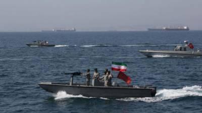 Iranian Revolutionary Guards seized vessel in Gulf heading for UAE