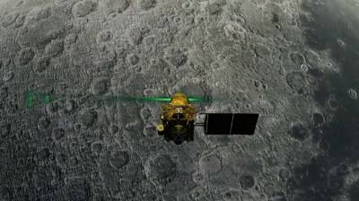 NASA comes in support to find India's ISRO lost moon lander