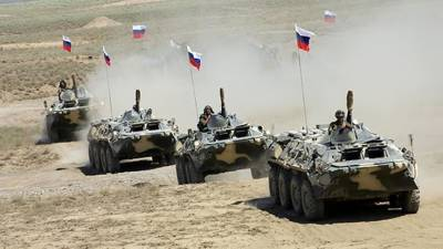 Pakistan Military participates in one of the largest military war games in Russia