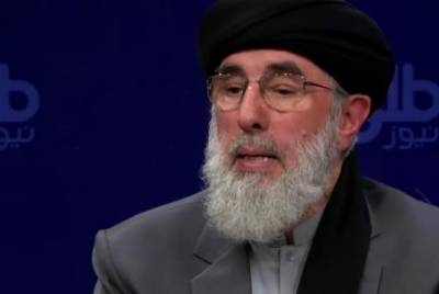 Presidential candidate Gulbuddin Hekmatyar reveals ceasefire agreement with Taliban
