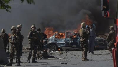 Afghan President Ashraf Ghani survives deadly bomb blast