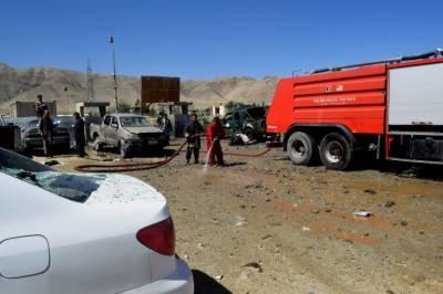 Afghan Taliban twin suicide bombings in Afghanistan plays havoc