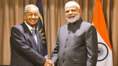Embarrassed India responds shamelessly over Malaysian PM Mahathir Mohamad's claims