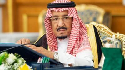 In a first, Saudi King Salman breaks silence over drone attacks on Saudi soil