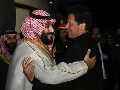 PM Imran Khan makes offer to Saudi Arabia in phone call with Prince MBS