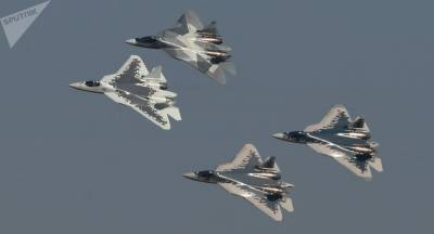 Russia stuns world with 6th generation stealthy fighter jet