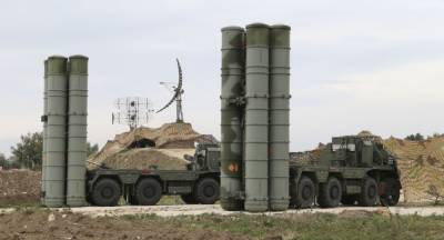 Russian Military deploys most dangerous S - 400 Missile defence system at new locations