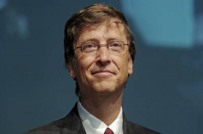 Bill Gates wealth did not decrease despite giving $35 billion in Charity