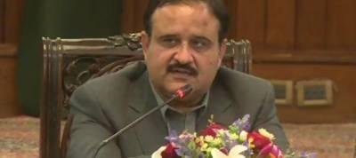 CM Punjab Usman Buzdar faces a setback