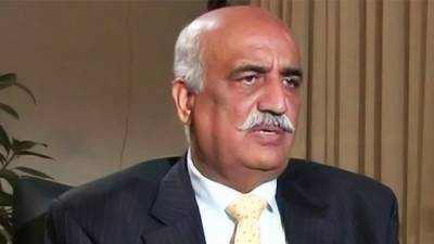 Former Opposition leader Khursheed Shah arrested by NAB