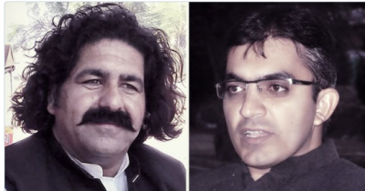 Peshawar High Court announces verdict in PTM leaders Mohsin Dawar, Ali Wazir bail petition