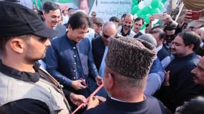 PM Imran Khan breaks silence over dead peace talks between US and Afghan Taliban