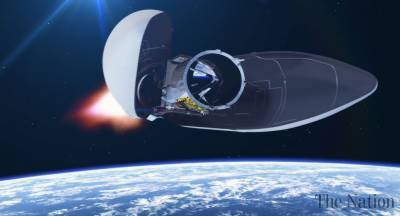 Russian and American satellites might collide in space
