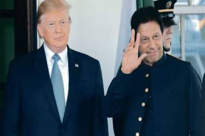 Pakistani PM Imran Khan to make a special appeal to US President Donald Trump